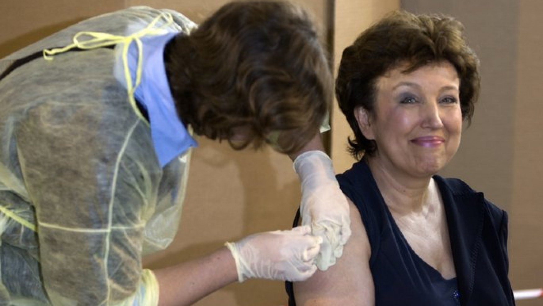 Roselyne Bachelot, ministre sous perfusion ?