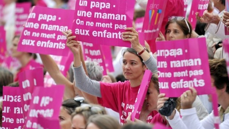 Mariage gay : l'ultime volte-face de l'opinion ?