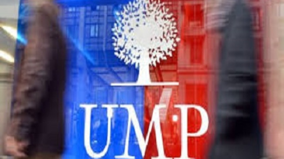 La situation de l'UMP dans l'Opinion