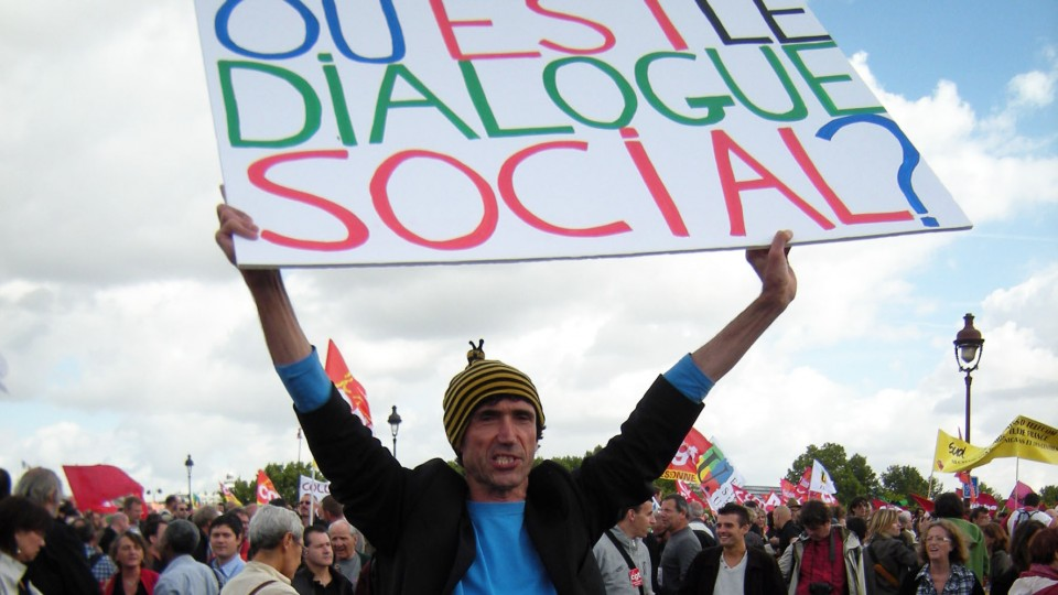Un dialogue social de sourds ?
