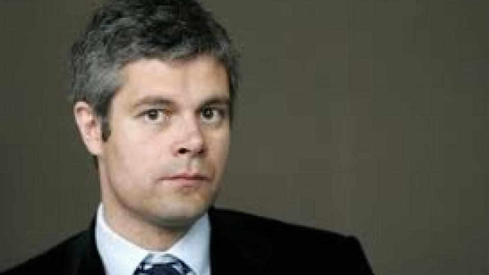 L'opinion publique donne raison à Laurent Wauquiez