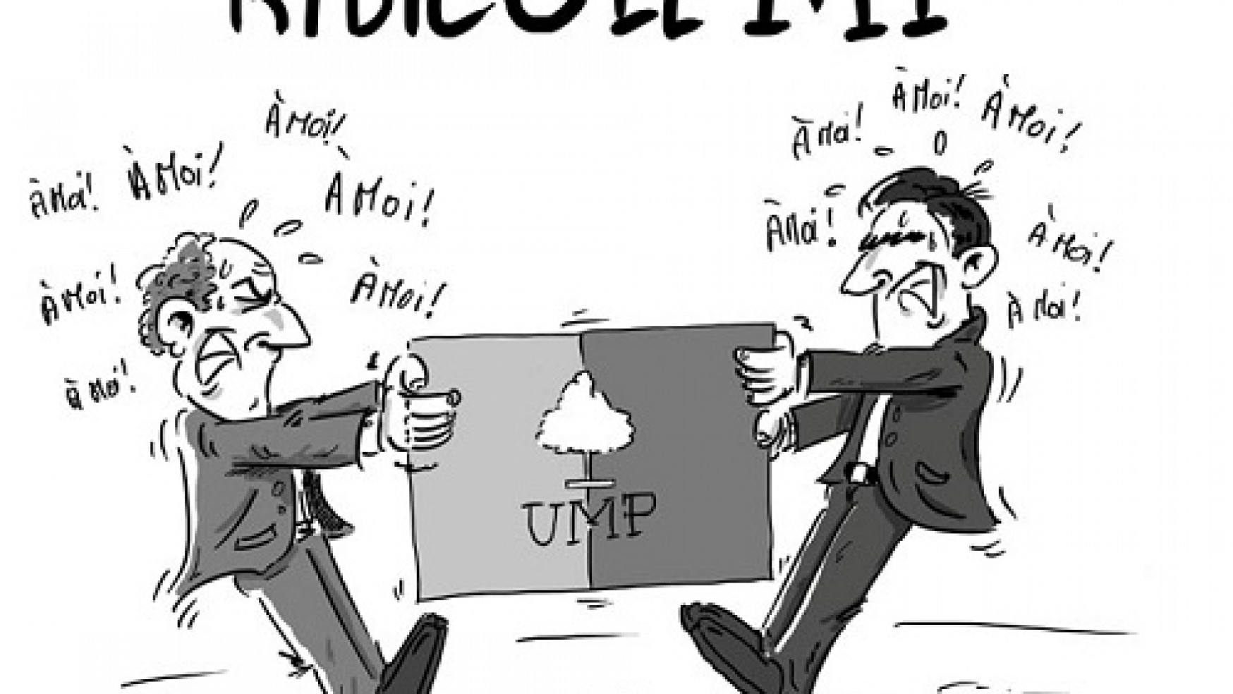 Ridicule'MP